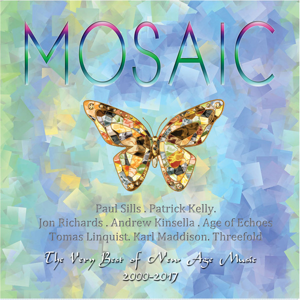 Various Artists - Mosaic - the Very Best New Age Music 2017