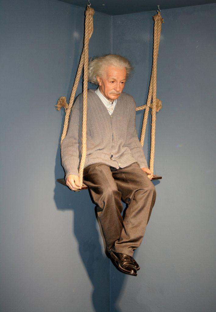 Эйнштейн был расистом? - relevant